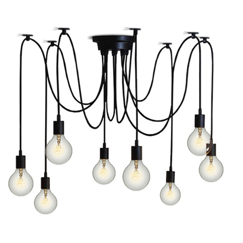 Industry wine pendant lights village Edison bulb decorative clothing store bedroom living room bar creative pendant lamp ZAIndustry wine pendant lights village Edison bulb decorative clothing store bedroom living room bar creative pendant lamp ZA