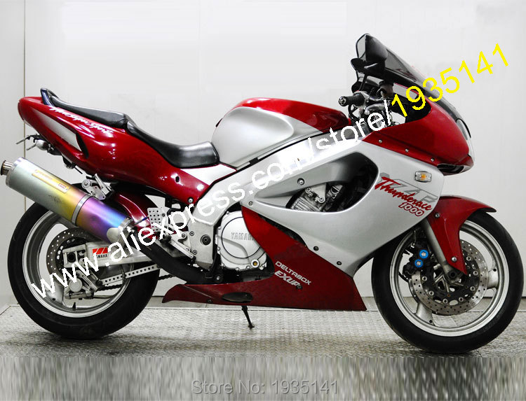Hot Sales,For Yamaha YZF1000R Thunderace ABS Body Kit YZF 1000R 1997-2007 YZF 1000 R 97-07 Aftermarket Motorbike Fairings Set