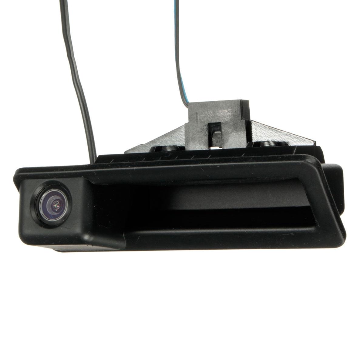 Auto CCD HD Rückansicht Kamera Reverse Griff Kamera FÜR BMW E82 E88 E84 E90 E91 E92 E93 E60 E61 e70 E71