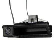 Auto CCD HD Videocamera vista posteriore di Retromarcia Maniglia Della Macchina Fotografica PER BMW E82 E88 E84 E90 E91 E92 E93 E60 E61 E70 E71