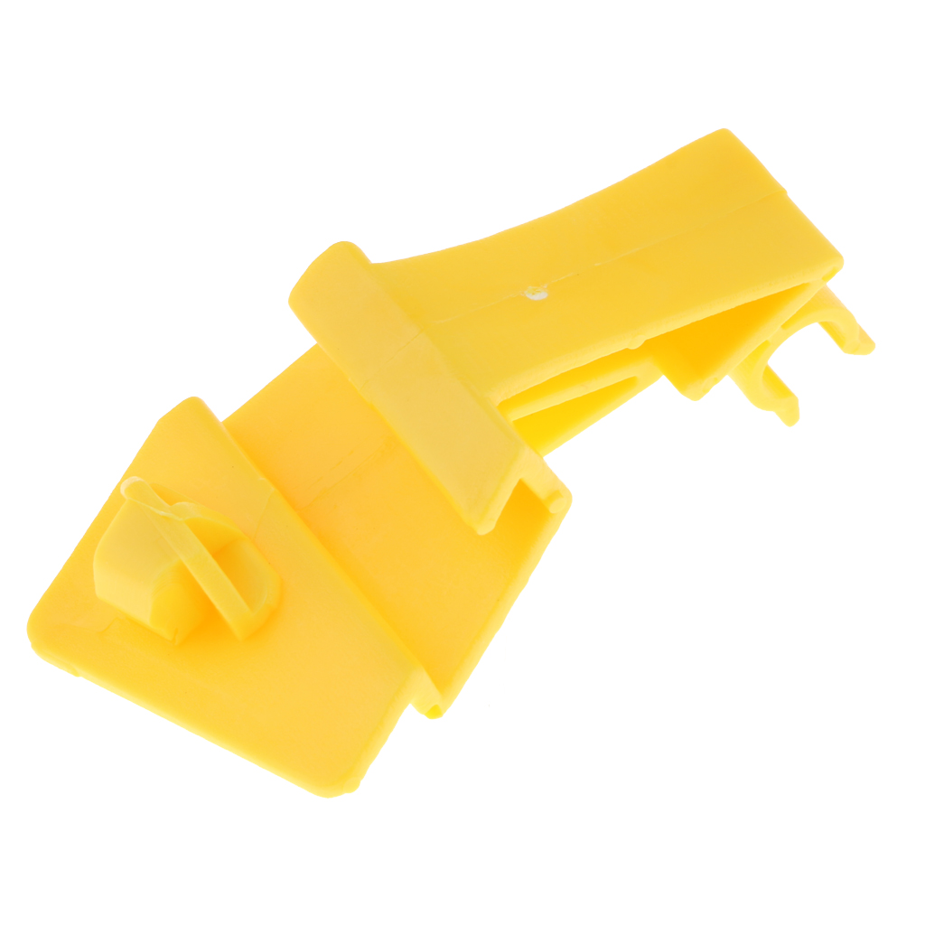 Image 2 - 1 Pcs Hood Support Bar Clamp For Ford Fiesta 2011 2012 Repalce 8A6Z16828B/8A6Z 16828 A Hood Stay Clip Stowage Plastic Fastener-in Auto Fastener & Clip from Automobiles & Motorcycles