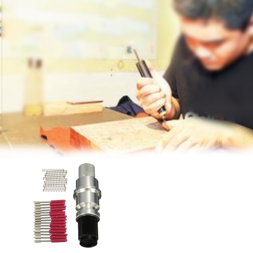 מערכות שמע נייד הקושר כלי שימושי קשיחות קמיע גבוהה קשיות 45 מדפסת תואר חיתוך להב מחזיק ויניל קאטר עט הקלה עבור CB09 (1)