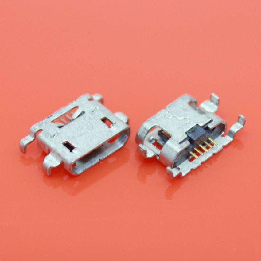10-100pcs/lot micro mini USB connector jack socket plug charger female Charging Port Dock For Sony Xperia L C2105 S36H MT25 jingchengda new usb charger charging connector for lenovo s860 s870 s890 port dock plug free shipping