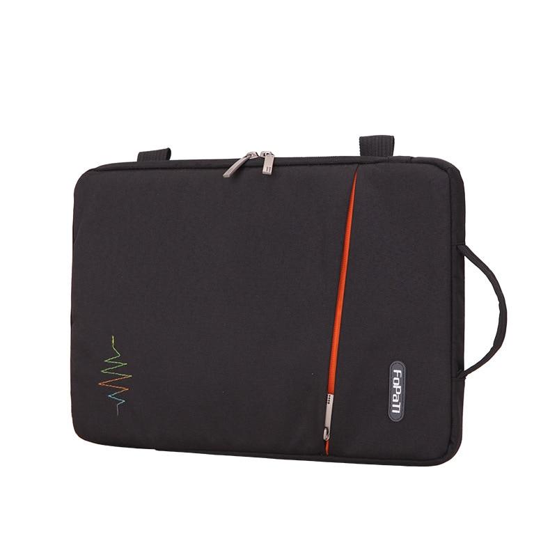 New Portable Soft Sleeve Zipper Laptop Bags Case Handbag For Lenovo HP Dell Macbook Air,Pro 12 ...