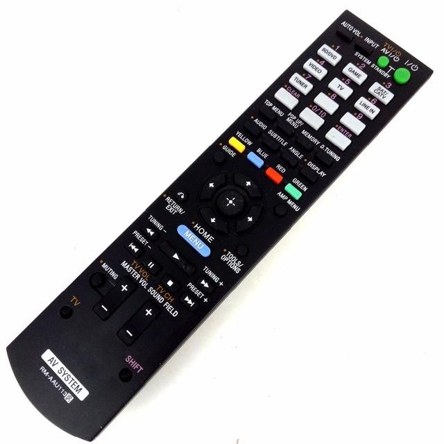 Mới Điều Khiển Từ Xa Cho Sony AV RM AAU113 HT DDW3500 STR DH520 HT SS380