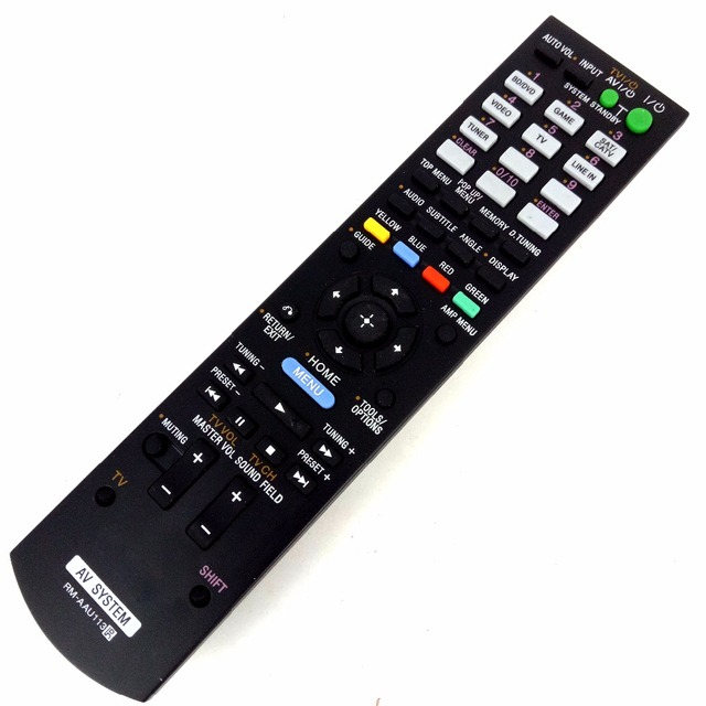 NEW remote control For SONY AV RM AAU113 HT DDW3500 STR DH520 HT SS380