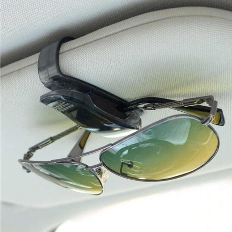 Авто защита от солнца козырек очки солнцезащитные очки для женщин клип Opel Mokka Corsa Astra G J H Insignia Vectra Zafira Kadett Monza комбо Meriva