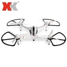 Original XK X300-F Cepillado RC Drone RTF 5.8G FPV 720 P HD 2.4 GHz 8CH 6-axis Gyro Posicionamiento De Flujo Óptico Aire Prensa de mantenimiento de Altitud
