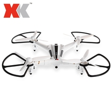 Original XK X300 F Brushed RC font b Drone b font RTF 5 8G FPV 720P