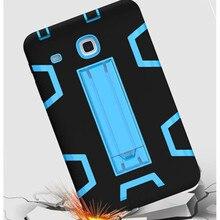 Para samsung galaxy tab e 8.0 t3777 case niños a prueba de golpes super protectora Cubierta Del Soporte para la Lengüeta E 8.0 Pulgadas SM-T377 4G LTE Tablet