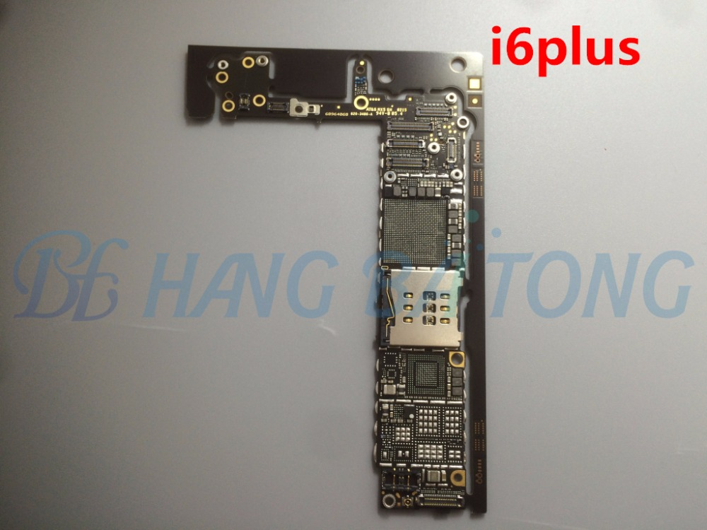 Incomplete without the chips Main For the maintenance of a dedicated Logic Board Repair Parts for iPhone 6plus 5.5inchIncomplete without the chips Main For the maintenance of a dedicated Logic Board Repair Parts for iPhone 6plus 5.5inch