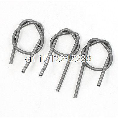 3Pcs 800W Kiln Furnace   Heating Element Coil Heater Wire 230mmx4mm