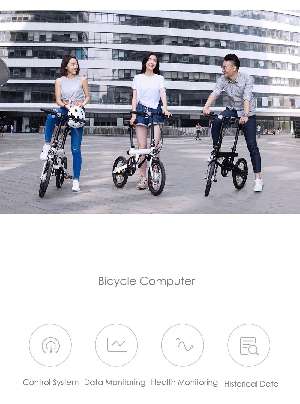 HTB1XV88FkCWBuNjy0Faq6xUlXXaC - 16inch Origina XIAOMI electrical bike Qicycle EF1 Mini electrical Ebike good folding  bike lithium battery mijia  CITY EBIKE