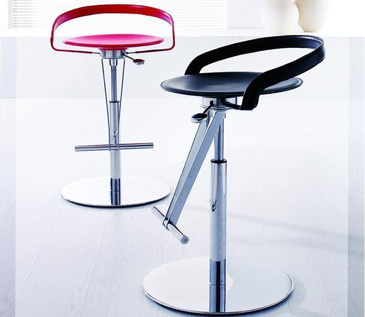 new fashion acrylic bar chair bar stool swivel chair 2pcs lo