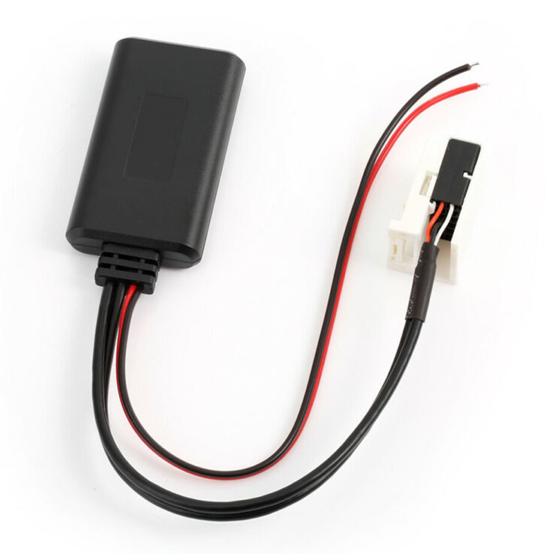 12PIN Bluetooth Aux Cable 12V ACC + <font><b>Parts</b></font> spare Accessory For <font><b>Mercedes</b></font> Benz <font><b>W169</b></font> W245 W203 W209 W164 image
