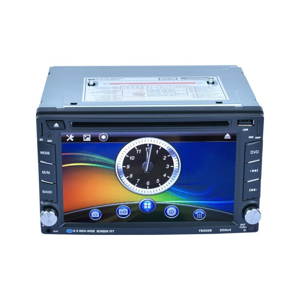 6.5 pouce soutien Android Voiture DVD 4g Modem 2Din Radio Universel De Voiture Stéréo Double voiture radio Livraison Carte De Voiture électronique 12 v