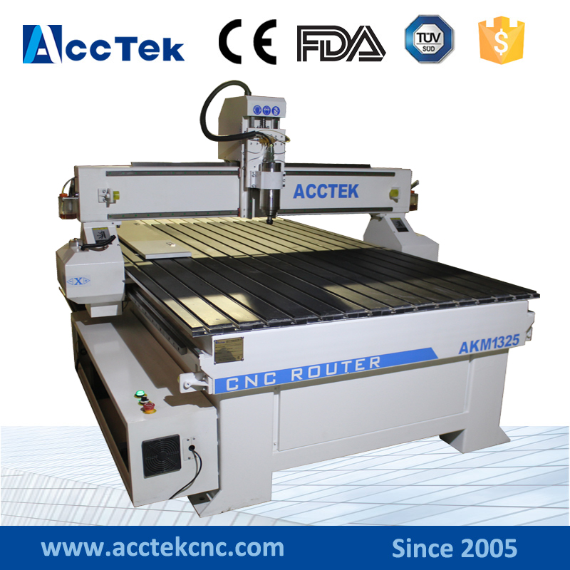 Hot sales cnc router 1325 woodworking center cnc router with 3d scanner