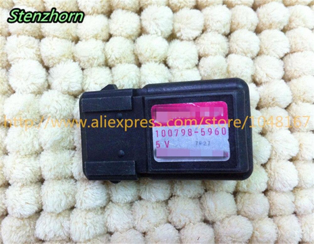 Stenzhorn For Mitsubishi L200 MAP sensor Ladedrucksensor oem#MR577031 100798-5960 hlsr 32 p sp33 sensor mr li