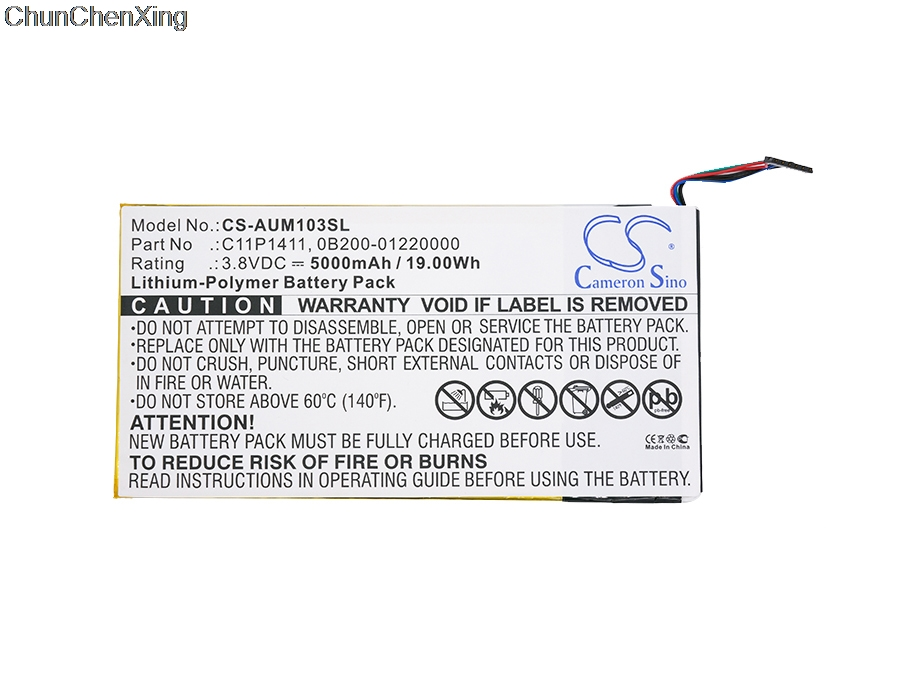 Memo Pad 10 Me103k Lustrous Surface Me0310k 6a Good Cameron Sino 5000mah Battery C11p1411 For Asus K01e Me103k 1a Me0310k 1b
