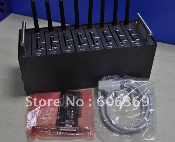 GPRS modemi bassein wavecom Q2403 originaalmoodulile 8port - Kodu audio ja video - Foto 5
