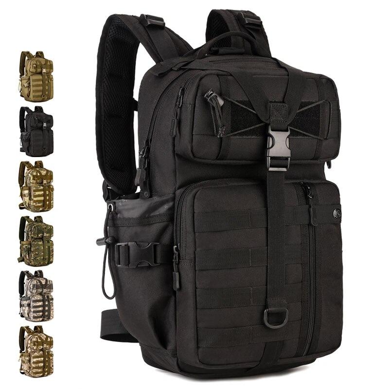 Protecteur Plus militaire tactique assaut sac à dos Molle système jour vie épargnant Bug sur sac survie Police porter livraison gratuite - 6
