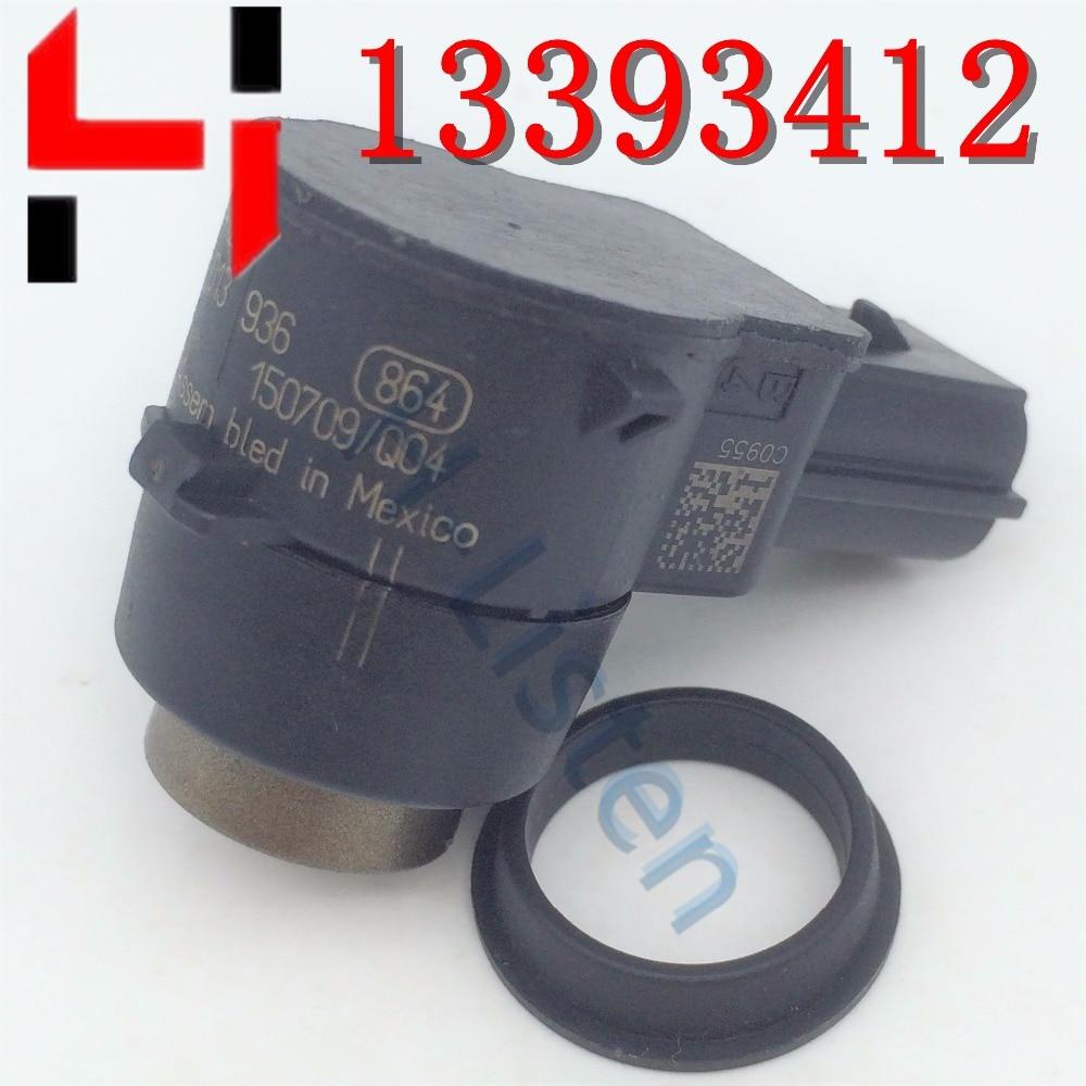 1ps) Original Parking Distance Control PDC Sensor For Cruze Aveo Orlando O Pel Astra J Insignia 13393412 0263013936 95173243