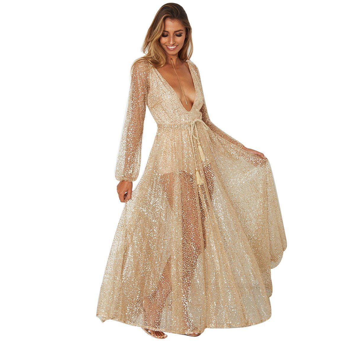 Popular Formal Long Sleeve Maxi Dress-Buy Cheap Formal Long Sleeve ...