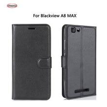 YINGHUI для Blackview A8 MAX чехол Роскошная Обложка на заднюю панель из искусственной кожи чехол Coque для Blackview A8 MAX чехол Защитный флип-чехол для телефона
