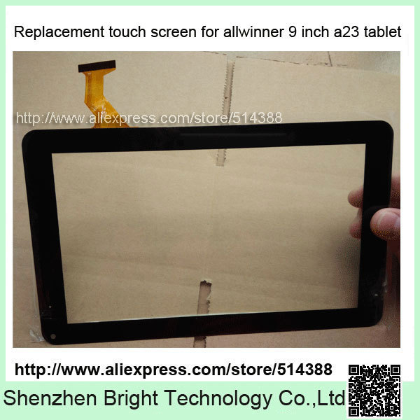 Touch screen 9 inch  A23 A33 tablet touch screen  0926A1-HN   Touch panel Digitizer Glass Sensor Replacement Free Shipping 9inch tablet hn 0926a1 pg fpc080 hn 0926a1 fpc080 external screen touch screen noting size and color