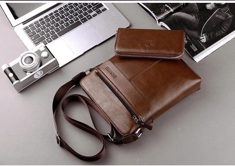 HTB1XVEPX.LrK1Rjy0Fjq6zYXFXa2 Portable Business Hand Work Office Male Messenger Bag Men Briefcase For Document Handbag Satchel Portfolio Handy Portafolio 2018