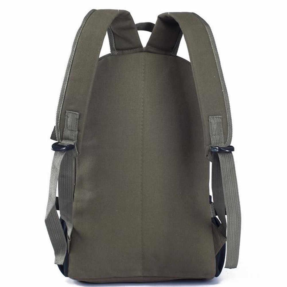 Рюкзак для путешествий, многофункциональный рюкзак для путешествий, мужской рюкзак Rugzak, 3 цвета, Холщовый Рюкзак для студентов колледжа, школьный рюкзак # 5%