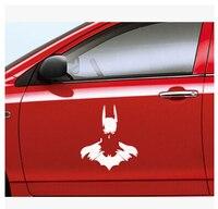 GV CS020 Funny Red Car Stickers 15 5cm Auto Door Windows Decals Pvc Material Waterproof Universal