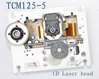 Cabeça do laser de vcd TCM125-5/mkp11k2 cd cabeça do laser tcm125 TCM125-5 tcm125 5