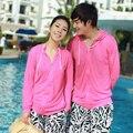 Bombardeiro jaqueta ultra-fino amante marca de roupas homens jaqueta casaco cardigan com capuz casal protetor solar roupas de praia nova zíper sólida