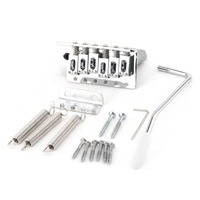 Musiclily Pro 54 mm Standard Modern Tremolo Bridge Set for Stratocaster Strat ST Style Electric Guitar Parts