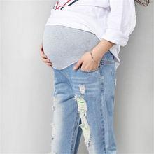 Джинсы для беременных; брюки для беременных женщин; одежда; брюки для кормящих; леггинсы для живота; Одежда для беременных; комбинезоны; укороченные брюки; Новинка