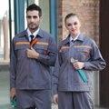CONJUNTO DE CHAQUETA + PANTALONES de manga Larga conjunto de ropa de trabajo ropa de trabajo ropa de protección utillaje ropa de trabajo masculina