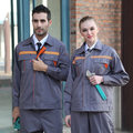 SET OF JACKET+PANTS Long-sleeve work wear set workwear protective clothing male tooling work clothes