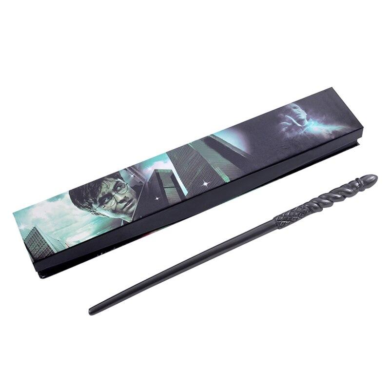 ZXZ Best Sell Magic Stick Magical Wand Ginny Weasley Non-luminous wand Free shipping