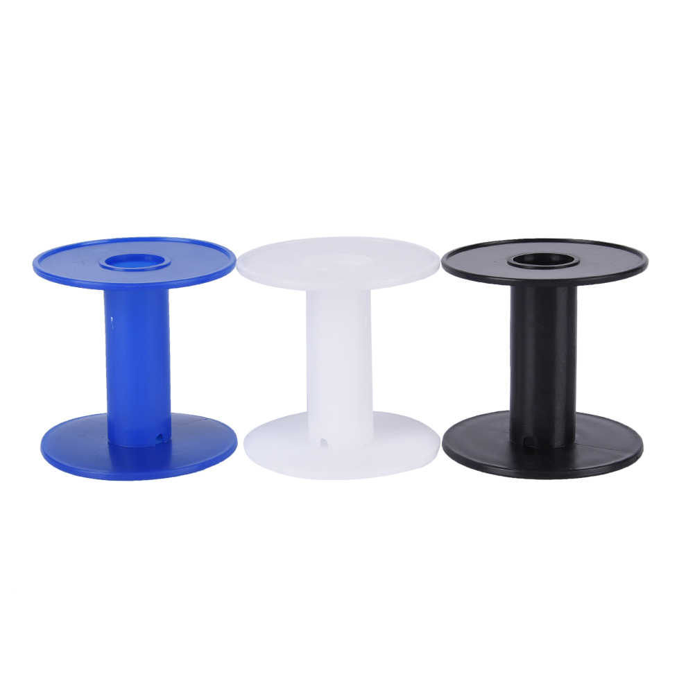 1Pc Tin Lead Tin Wire Solder Rosin Core Solder Flux Soldering Welding Iron Wire Reel 6.9*6.7cm black,white,blue