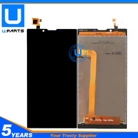 Full LCD Display Screen With Touch Panel For Archos 55 Platinum Complete Assembly