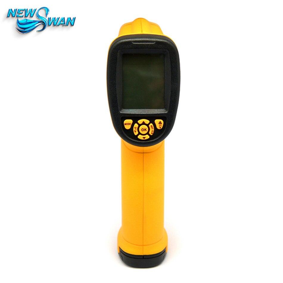 Smart Sensor Infrared Thermometer high Temperature AS872D 50~1150C( 58 2102F) non Contact Digital IR gun Infrared Meter