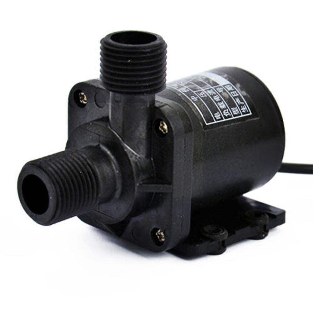 New DC 24V 3.8M Magnetic Electric Centrifugal Water Pump Hotsell for Aquarium Solar-panel Circulate System 1pc free shipping new high quality 16cqf 8 magnetic electric centrifugal water pump