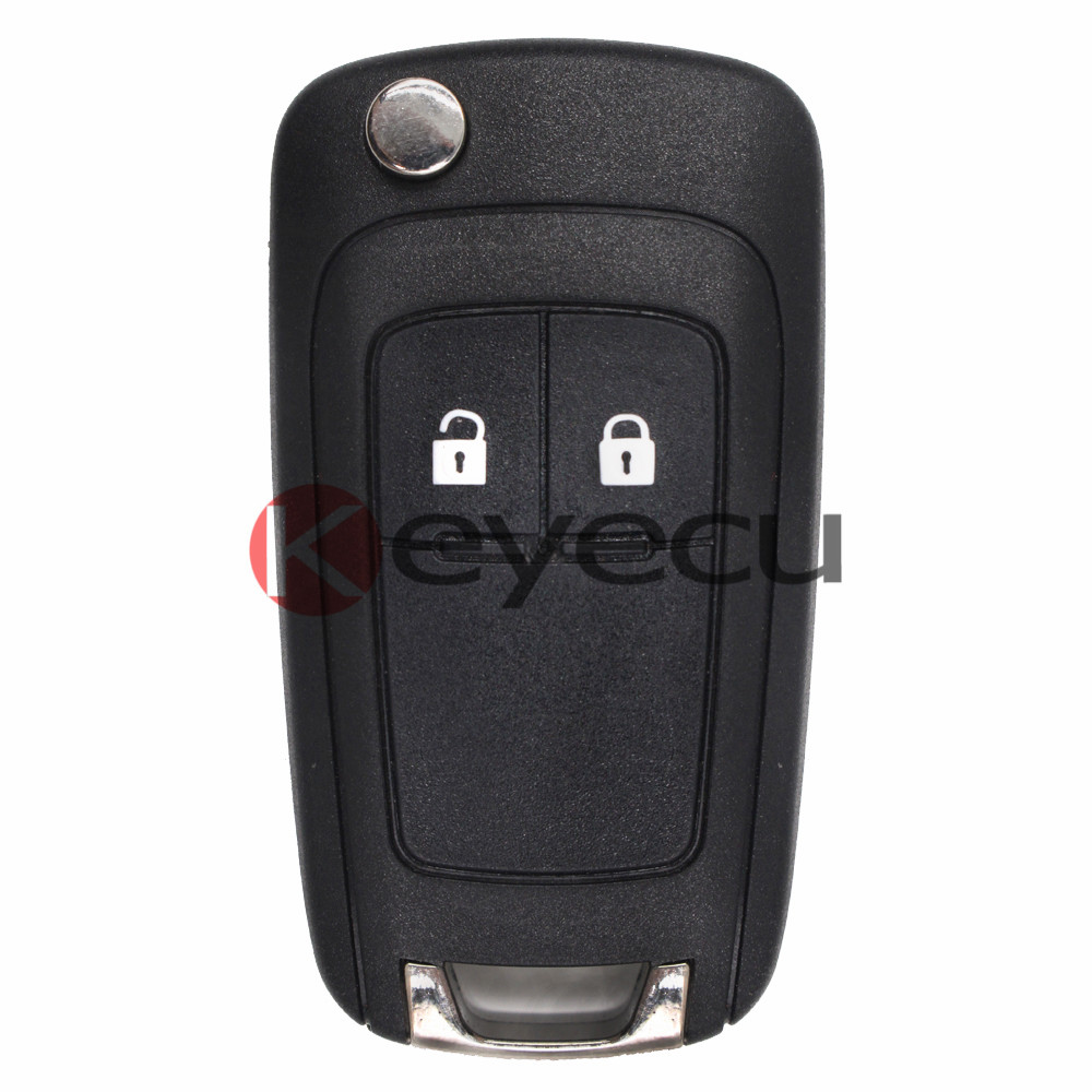 Remote Key 3 Button 315Mhz ID46 Chip for Opel Vauxhall Insignia Astra 2009-2014