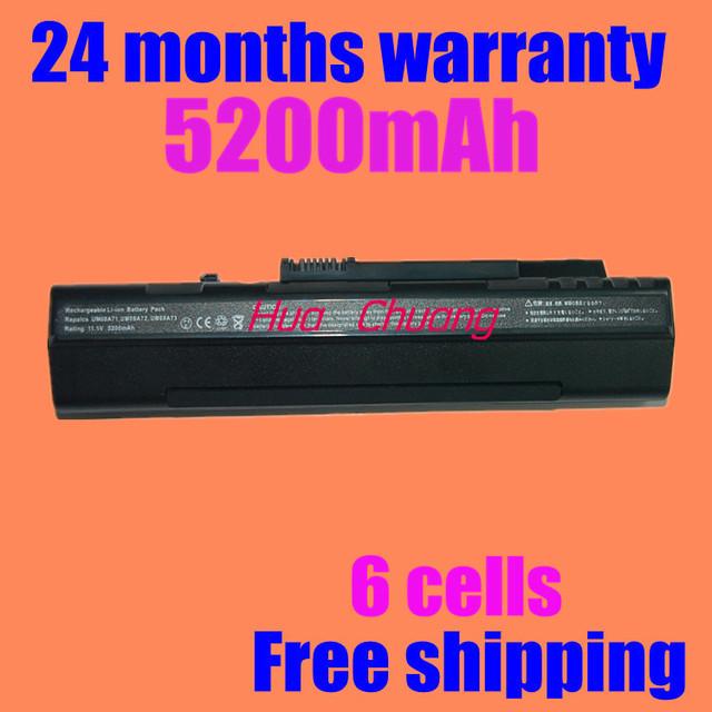 """Jigu bateria do portátil para acer aspire one um08b31 um08b52 um08b71 um08b72 um08b74 um08a73 10.1 """"571 8.9"""" A110 A150 D150 D250"""