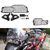 For BMW Quick Release Stainless Steel Headlight Guard F800GS ADV F700GS F650GS