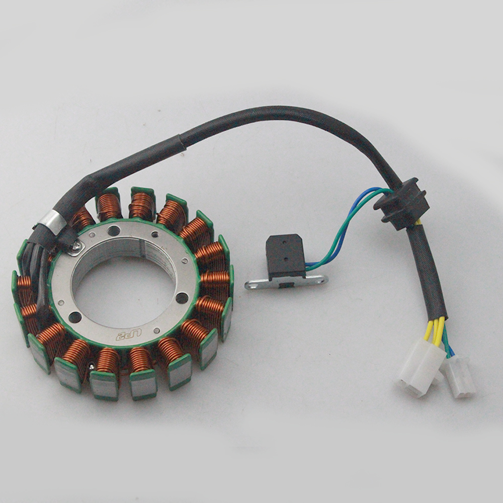 Motorcycle Magneto Stator Coil Generator 32101 10F01 For Suzuki VL1500 Intruder LC 1998 1999 2000 2001