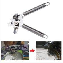 Keythemelife Heavy Duty de Acero Inoxidable Profesional de Estaño Abrelatas Kitchen Craft Easy Grip Nueva Llegada 6C