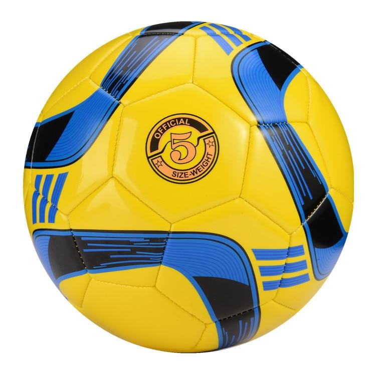 2019 nouveau ballon de Football Premier officiel taille 5 ligue de Football en plein air PU but Match Football formation gonflable futbol