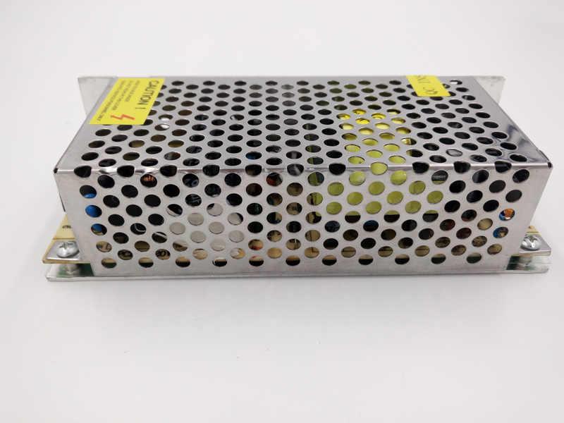 12 V 10A 1 PCS DC 120 W LEVOU fonte de Alimentação Carregador para 5050/3528 SMD CONDUZIU a Luz de Alta qualidade 110 V ~ 220 V levou Transformador